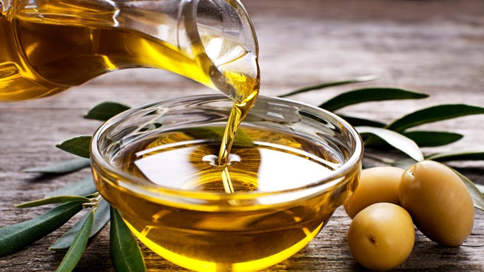 aceite de oliva para las pestañas