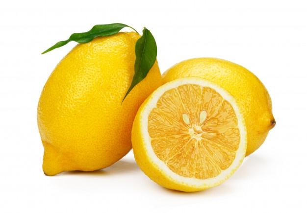 limón para hacer crecer las cejas.