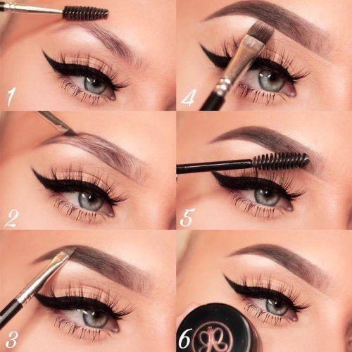 Cejas perfectas paso a paso - Cómo tener cejas perfectas sin maquillaje - Cómo tener cejas perfectas sin maquillaje