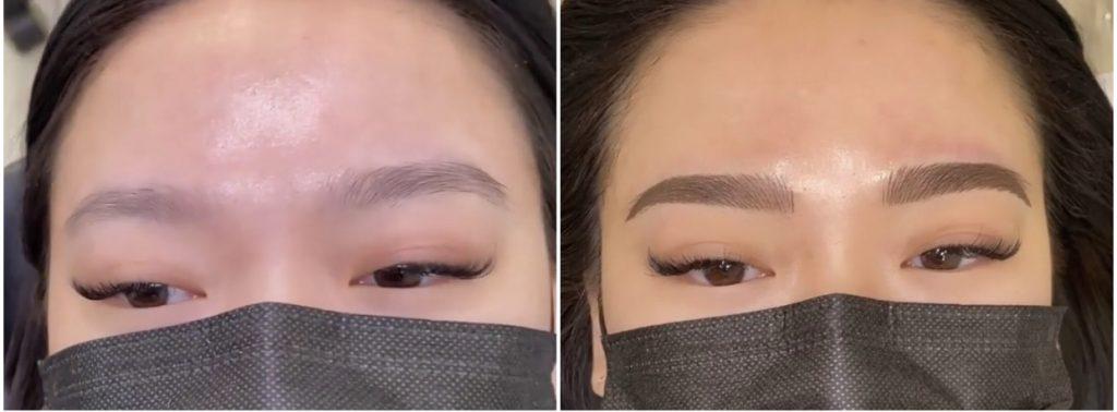 ¿Qué son cejas Micropigmentadas? ¿Cómo queda la cejas después de una micropigmentacion?
