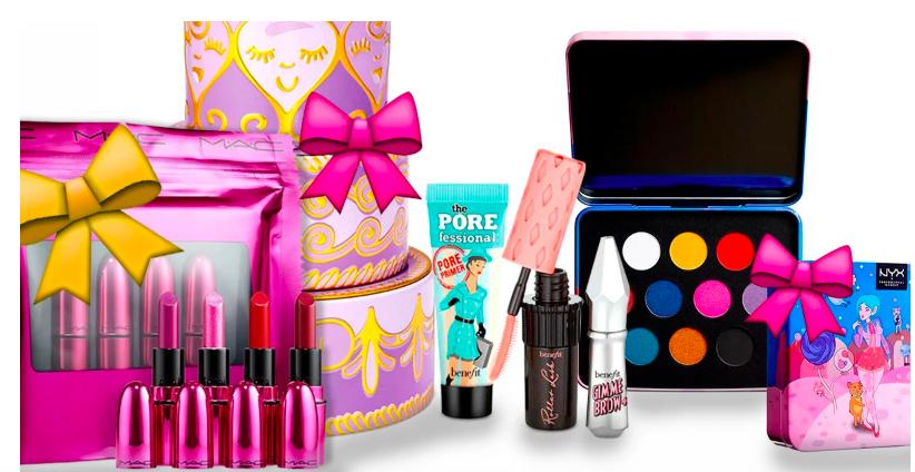 20 Regalos navideños perfectos para las chicas que aman el maquillaje