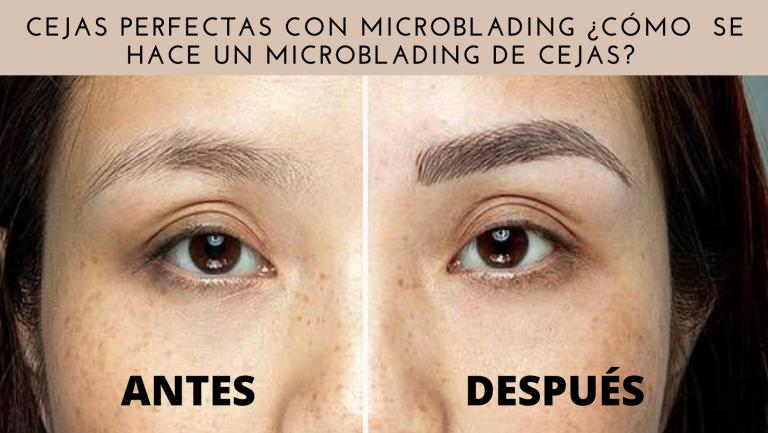 que es la micropigmentacion - ¿Cómo lavar las cejas después del Microblading?