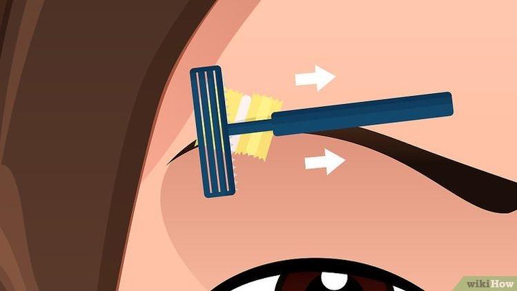 ¿Cuánto tarda en crecer la raya de la ceja?¿Cómo se cortan las cejas los hombres?