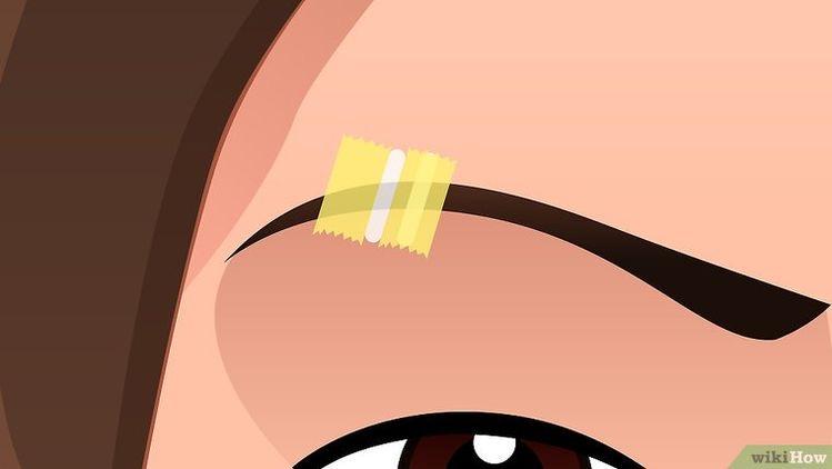 ¿Qué significa la cortada en la ceja?¿Cómo se hace una raya en la ceja?¿Cuánto tarda en crecer la raya de la ceja? corte ceja hombre.