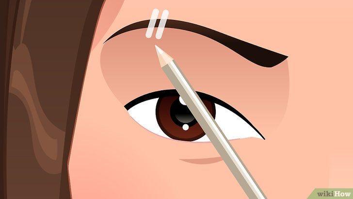 corte de ceja mujer - corte en la ceja mujer significado